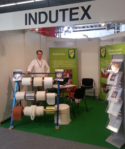 IFFA 2016 - Indutex - Gerex coating